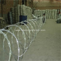 Razor Barbed Wire for Fencing with ISO 9001 System