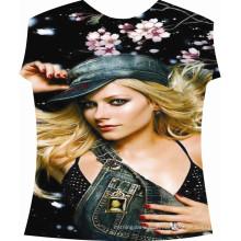 QingYi t-shirt heat transfer printing paper, heat printing sticker