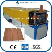Professioneller Hersteller von YTSING-YD-7108 Volle Automatische Zwickelplatte Platte / Blech Rollenformmaschine