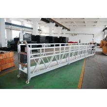 Aluminum Access Suspended Platforms Cradle, Window Cleaning Machine 630kg Load