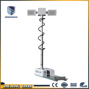 convenient mobile traffic car light tower