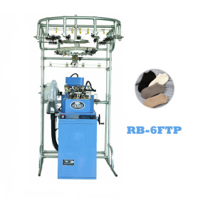 High Speed Winter Sock Making Machine