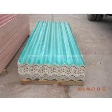 Tuile de toit écologique MgO de haute résistance