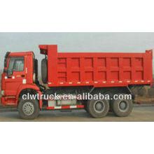 HOWO 6x4 camión volquete, 371hp camión volquete