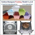 taizhou mould city high quality flower pot mold manufacturer/plastic flower pot injection mould