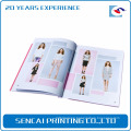 Sencai high quality full color fashion adult magazines printing