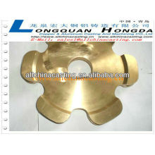brass sand casting,copper casting,bronze casting parts