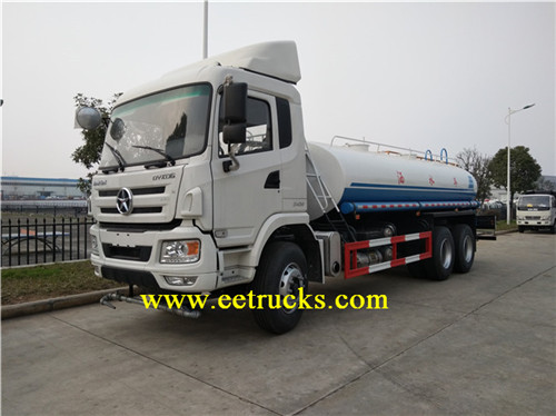 Dayun 10 Wheel 16 CBM Water Tank Trucks
