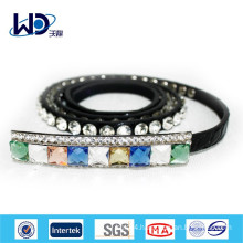 Fashion Ladies Rhinestone Fancy Belts