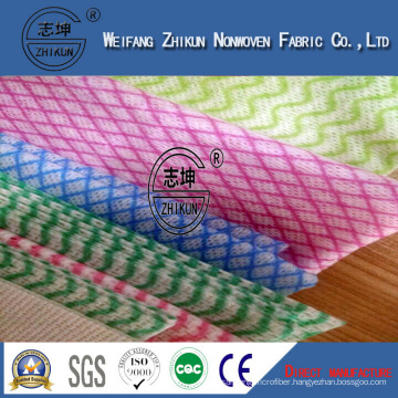 Professional Nonwoven Fabric Industrial Wipe Roll