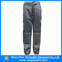 Cheap Men Heavy Duty Work Trousers with Knee Pads
