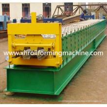 Máquina formadora automática de metal para cubiertas de piso