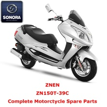 Znen ZN150T-39 Repuestos Scooter completo