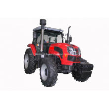 Tracteur agricole tracteur Dafeng 4wd medium gold