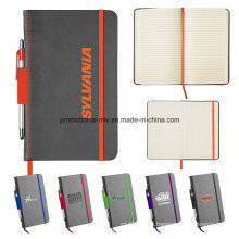 PU Cover Journal Notebook Sets for Promotional Gifts