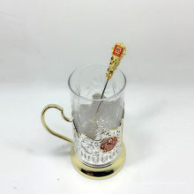 China-Lieferanten-Großhandel montierbarer Bier-Getränkehalter mit Griff für Drinkware