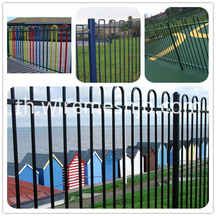 Bow Top Fences