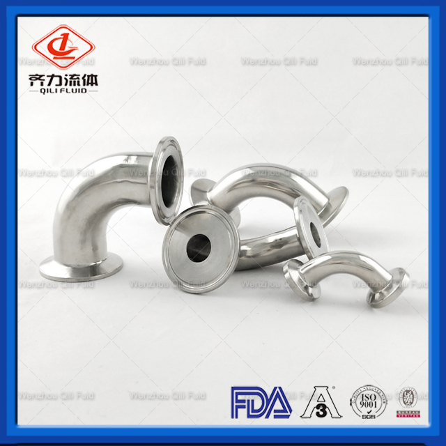 sanitary stainless steel elbow 20