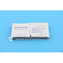 for surgery and sterilizing the wound Alcohol non woven Swab