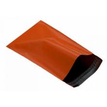 Sachet en plastique d'affranchissement de forme diverse d'OEM 35-120 microns