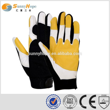 working gloves Mechanical gloves goat leather gloves