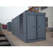 Container Silent 900kw / 1125kVA Diesel Generator Powered by Cummins Engine