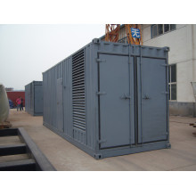Container Silent 900kw/1125kVA Diesel Generator Powered by Cummins Engine