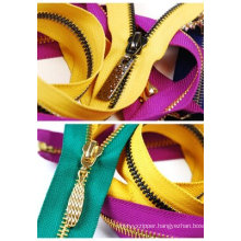 Brass Zipper (7006)
