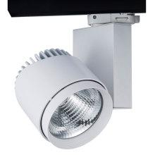 Rail d'éclairage à DEL à quatre fils à deux fils 40W
