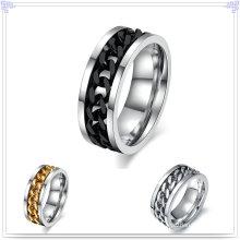 Schmucksache-Art- und WeiseEdelstahl-Schmucksache-Ring (SR237)
