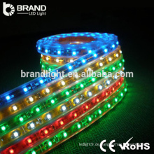 CE RoHS 30leds 5050 SMD 7.2W / M DC12V mehrfarbige LED-Lichtleiste rgb