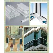 WPC / PVC Fenster und Türen Profil Extrusionslinie