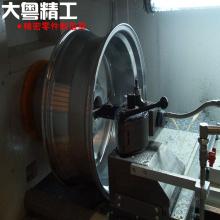 Large CNC Lathe Machining Bushing Parts φ650mm ISO9001