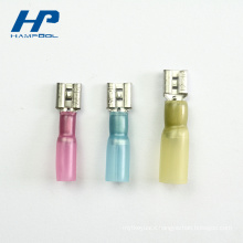 Pvc Heat Shrink Wires Pre Crimped Ket Connectors Terminals