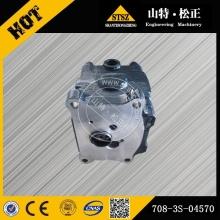 Komatsu excavator parts PC50MR-2 MAIN PUMP 708-3S-04570