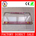 201 Stainless Steel License Plate Frame
