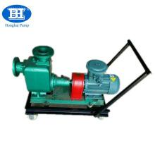 Pompe centrifuge horizontale horizontale d'aspiration de l'eau de carburant diesel