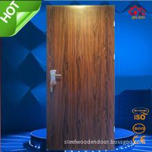 Israel Style 4 Ways Lock Steel Wooden Door