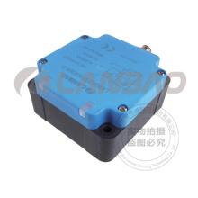 Capteur de commutation de proximité inductive de type à large bande rectangulaire (LE80XZ DC2)