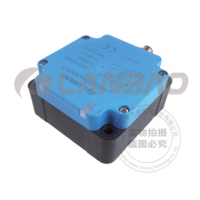 10-60V DC M12 Rectangular Wide Spannung Typ Induktiver Näherungsschalter Sensor (LE80XZ DC3 / 4)