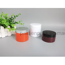 Colorido Pet Jar para Cosméticos Cream Packaging ((PPC-86)