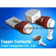 Contacteur de cuivre