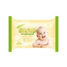 Natürliche Babytücher aus reiner Baumwolle