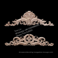 CNC wood carving decoration appliques and onlays for sale