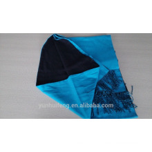 Inner Mongolia top grade double-face mercererized wool shawl