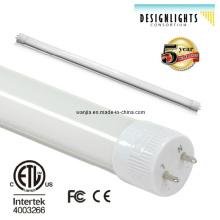 Tube LED T8 gradable pour éclairage commercial