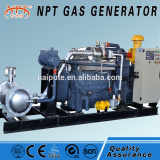 10-1000kW gas engine power electric generator