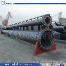 Высококачественная всасывающая дноуглубительная труба для хвостового экскаватора (USC-3-003)