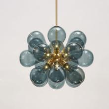 Glass Chandelier For Living Room