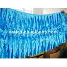 Fascinante!!! 2012 banquete toalha de mesa de estilo, saia de mesa, estilo favo de mel, design de moda